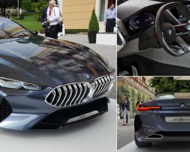 BMW Série 8 Está De Volta 18 Anos Depois e é Simplesmente Fabuloso 8