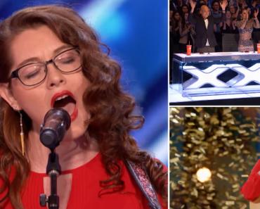 Cantora Surda Conquista Botão Dourado e Deslumbra Em Programa De Talentos 2