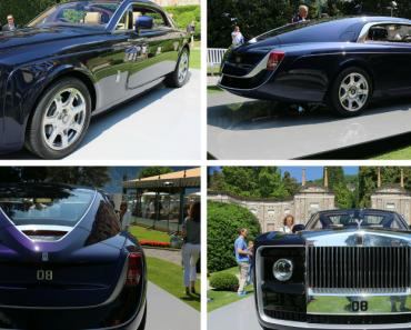 Conheça o Rolls-Royce Bespoke Sweptail, Custa 13 Milhões e é o Carro Mais Caro Do Mundo 9