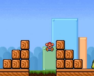 Alguma Vez Imaginou o Que Acontece Ao Super Mario Depois De Morrer? 5
