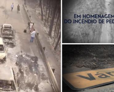 Vídeo De Homenagem Às Vítimas De Pedrógão Grande Que Já Ficou Viral 5