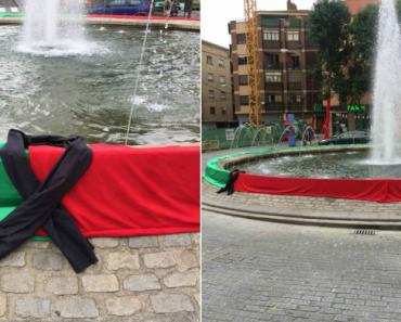 Cidade De Salamanca Fez Homenagem Às Vítimas Dos Incêndios Em Portugal 3