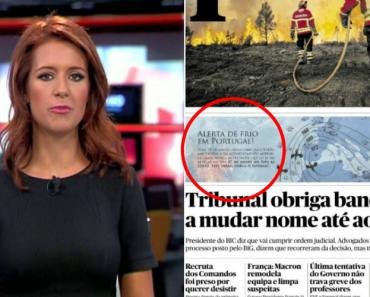 Jornalista Da TVI Lê Publicidade à Guerra Dos Tronos Como Se Fosse Uma Notícia, Em Gafe Hilariante 6