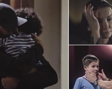 Tente Não Chorar Com Esta Genial Campanha De Prevenção Do Cancro Infantil 1