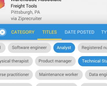 À Procura De Um Novo Emprego? O Google é Tudo o Que Vai Precisar 5