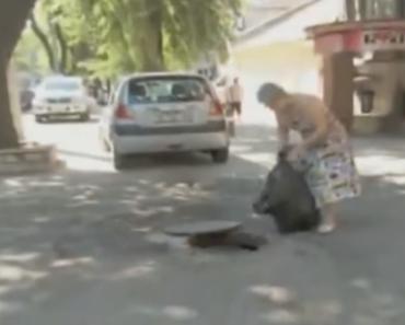 Veja Sempre Onde Coloca o Seu Lixo... Hilariante!! 6