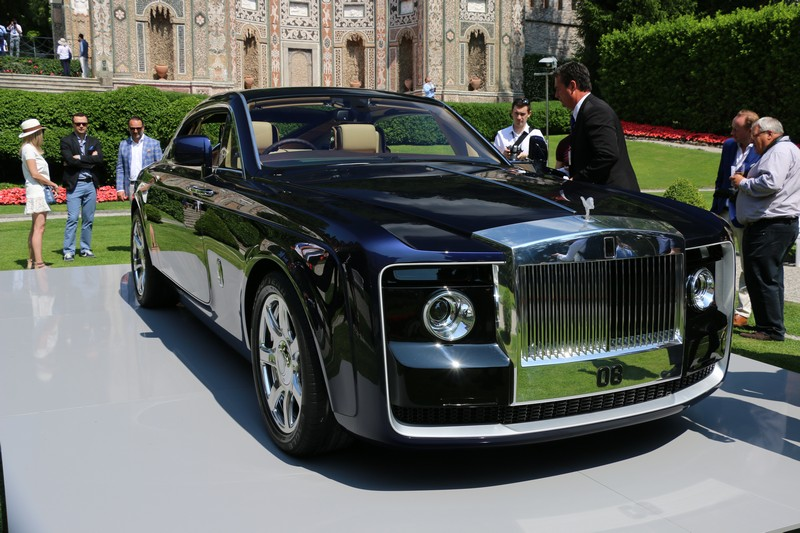 Conheça o Rolls-Royce Bespoke Sweptail, Custa 13 Milhões e é o Carro Mais Caro Do Mundo 1