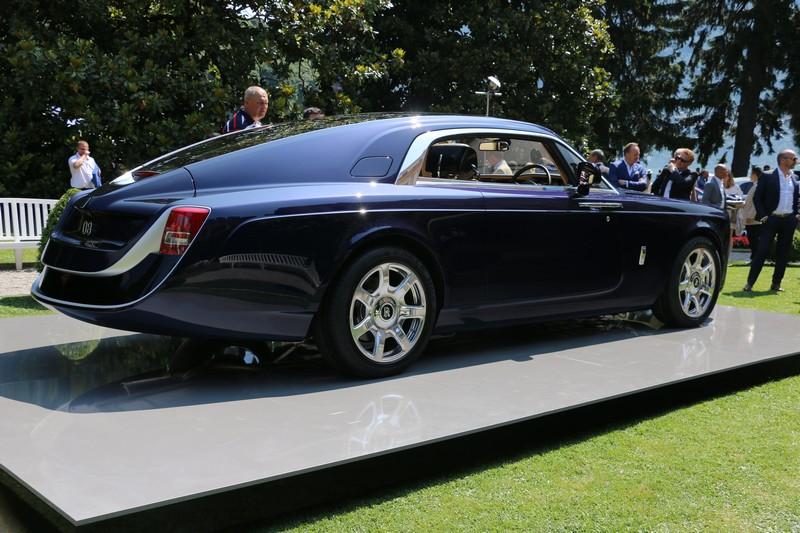 Conheça o Rolls-Royce Bespoke Sweptail, Custa 13 Milhões e é o Carro Mais Caro Do Mundo 3