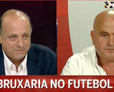 """A Bruxaria No Futebol Ganhou Destaque Nos Últimos Dias, e CMTV Resolve Fazer """"Duelo"""" De Bruxos Portugueses 6"""