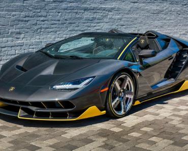 Assista à Entrega Do Primeiro Lamborghini Centenario Roadster Nos Estados Unidos 6
