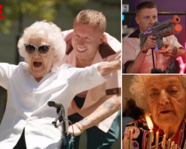 Rapper Macklemore Lança Videoclip Onde Realiza Todos Os Desejos Da Avó No Seu 100º Aniversário 7