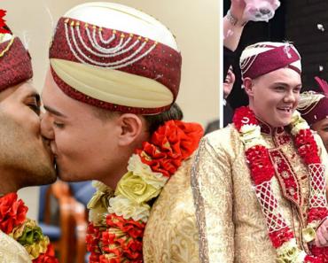 Primeiro Casamento Gay Entre Muçulmanos é Celebrado No Reino Unido 1