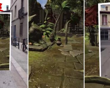 Inacreditável Vídeo De Um Portal Interdimensional Criado Através De Um Iphone 4