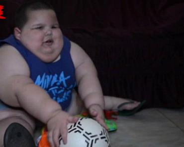 Família Desesperada Por Causa Do Filho De 3 Anos Pesar 70 Quilos 18