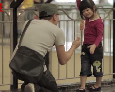 Vídeo Alerta Para o Rapto De Crianças De Forma Inédita 2