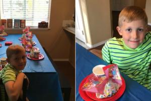 Mãe Faz Desabafo Após Nenhum Amigo Aparecer Na Festa De Aniversário Do Filho 21