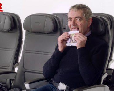Mr. Bean, Gordon Ramsay e Gandalf No Mesmo Voo Para o Melhor Vídeo De Segurança De Sempre 2