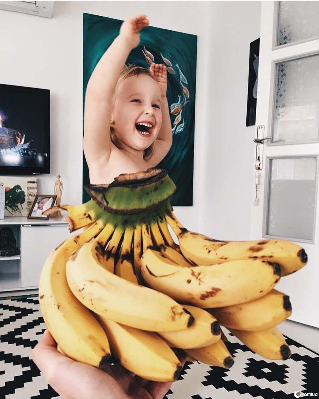 Mãe e Filha De 3 Anos Fazem Sucesso No Instagram Com Os Seus Criativos Vestidos 15