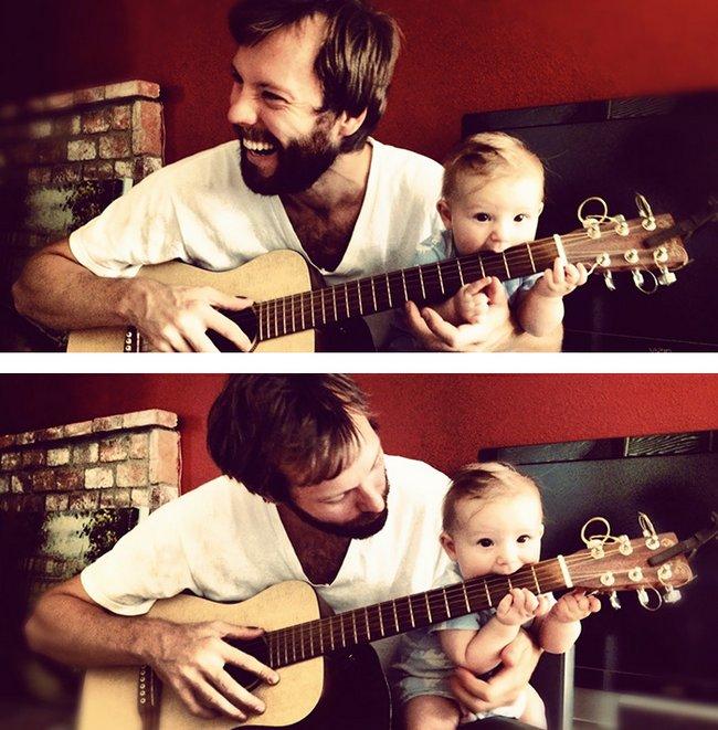 25 Imagens Que Mostram Como a Paternidade é Algo Mágico Na Vida Dos Homens 1