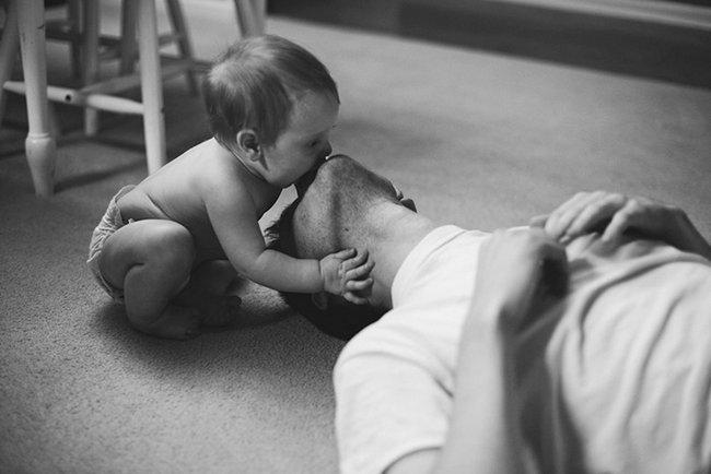 25 Imagens Que Mostram Como a Paternidade é Algo Mágico Na Vida Dos Homens 12