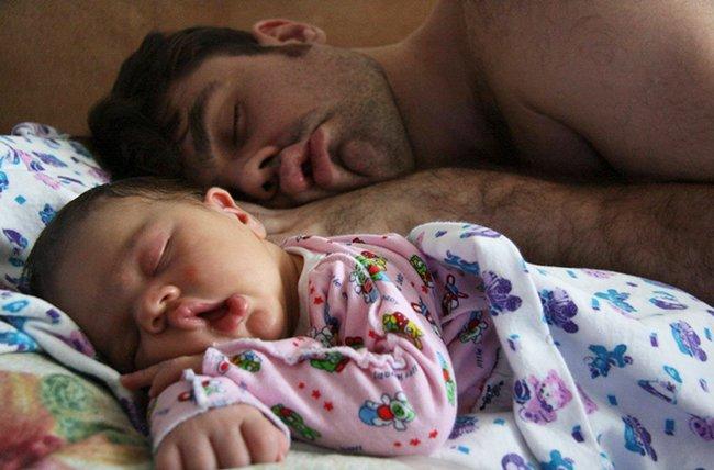 25 Imagens Que Mostram Como a Paternidade é Algo Mágico Na Vida Dos Homens 15