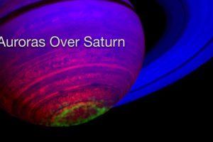 Saturno Também Tem Auroras. NASA Partilha Vídeo a Mostrar o Fenómeno 13