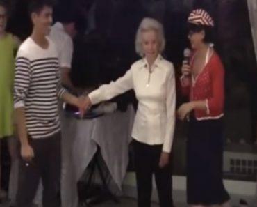 Vai Ficar Surpreendido Quando Vir Esta Senhora De 90 Anos a Dançar! 2