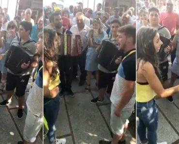 Desgarrada Atrevida Entre Jovens Portugueses Torna-se Viral No Facebook 7