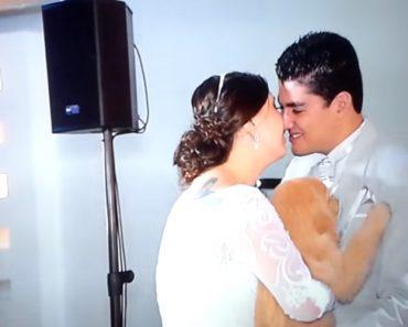 Noiva Surpreende Noivo Com Presente Muito Especial No Dia Do Casamento 2