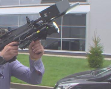 Kalashnikov Lança Nova Arma Que Combate Drones 4