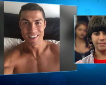 O Vídeo De Cristiano Ronaldo Que Está a Correr o Mundo 8