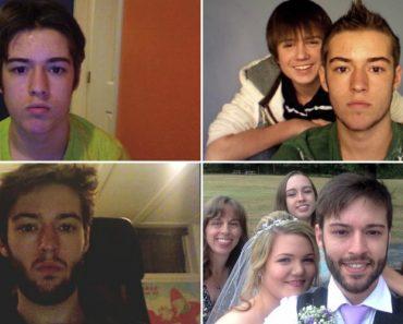 Tirou Uma Foto Por Dia Durante 9 Anos… Até Ao Dia Do Seu Casamento! 5