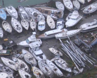 Governo Holandês Mostra Vídeo Da Destruição Em St. Maarten 8