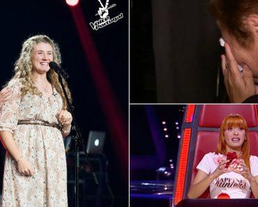 Jovem Romena Emociona Todos e Faz Virar As 4 Cadeiras No The Voice Portugal 5