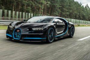 Dos 0 Aos 400-Km/H e Novamente Aos 0 Em Apenas 42 Segundos. Nada é Mais Rápido Que o Bugatti Chiron 10