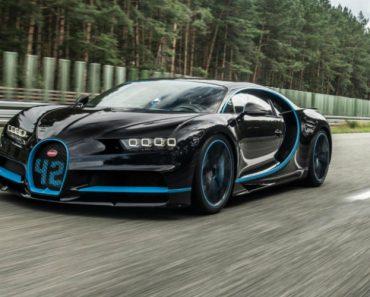 Dos 0 Aos 400-Km/H e Novamente Aos 0 Em Apenas 42 Segundos. Nada é Mais Rápido Que o Bugatti Chiron 1