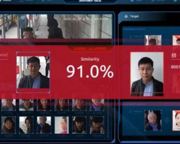 China Usa Avançado Sistema De Vigilância Capaz De Reconhecer Pessoas e Veículos em Qualquer Lugar 2