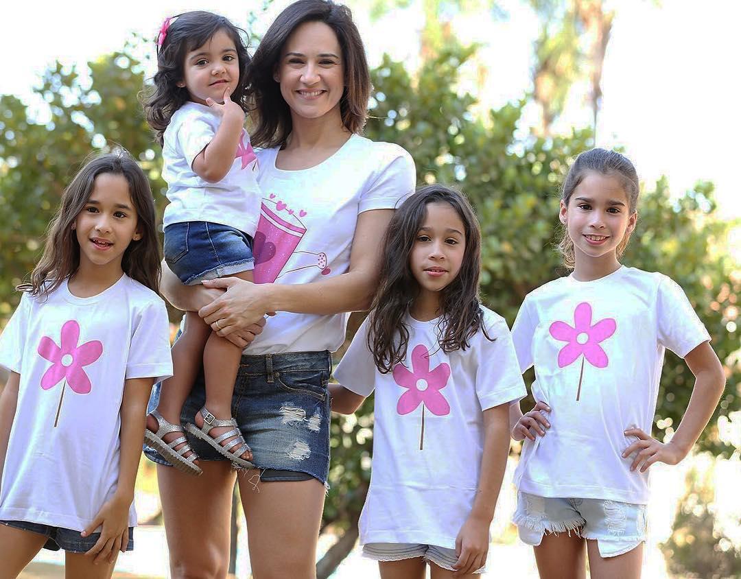 Mãe De 42 Anos Com 7 Filhos Faz Sucesso Na Internet Com Forma Física Invejável 10