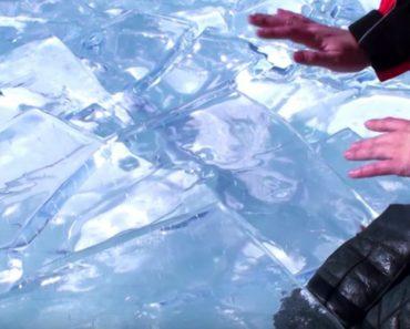 Como Se Cria Música Transformando Um Lago Congelado Em Tambores 1