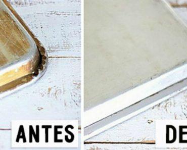 10 Maneiras De Limpar Facilmente Superfícies Difíceis 36