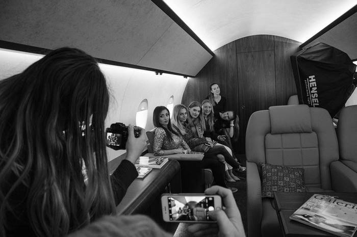 Empresa Aluga Jatos Privados Para Sessão Fotográfica Com Intenção De Causar Impacto Nas Redes Sociais 10