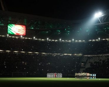 Juventus Faz Bonita Homenagem Às Vítimas Dos Incêndios Em Portugal 8