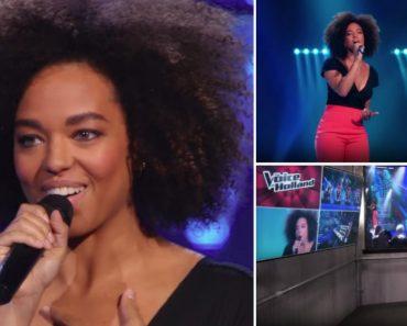 """Concorrente Do The Voice Holandês Impressiona Com o Tema """"What About Us"""" Da Pink 4"""