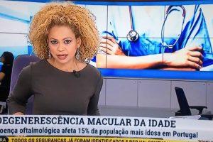 Jornalista Da TVI Começa o Dia a Lutar Com Palavra Difícil 6