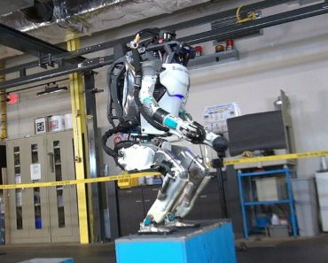 Agora Já Viu Tudo. Robot Da Boston Dynamics é Capaz De Dar Mortais 1