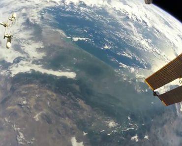 Vídeo Captado Por Astronauta Mostra Como a Terra é Incrível Quando Vista Do Espaço 1
