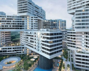 Veja Como é a Fantástica Construção De 31 Habitações Entrelaçadas Concebidas Por Ousados Arquitetos 7