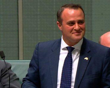 Deputado Pede Companheiro Em Casamento No Parlamento Australiano 1