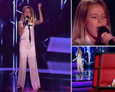 """Menina De 10 Anos Surpreende Com Voz Estrondosa Na Versão Ucraniana Do """"The Voice Kids"""" 1"""