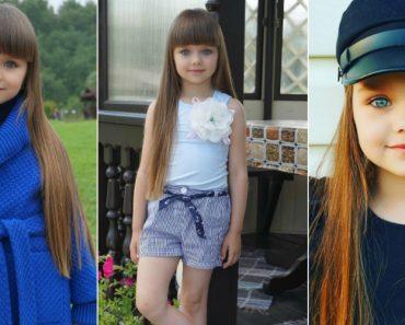 Russa De 6 Anos é Considerada a Menina Mais Bonita Do Mundo 6